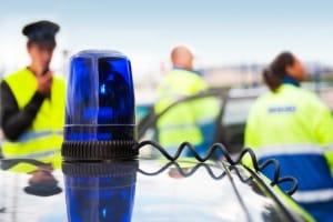 Fahrerflucht kann eine Strafe bedeuten.