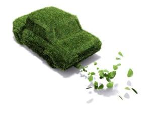 In Umweltzonen wird der Schadstoffausstoß reguliert.