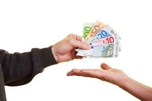 Falsches Verhalten am Grünpfeil führt zu einem Bußgeld