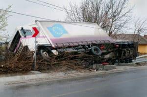 Ein Unfall mit dem LKW endet oft tödlich.