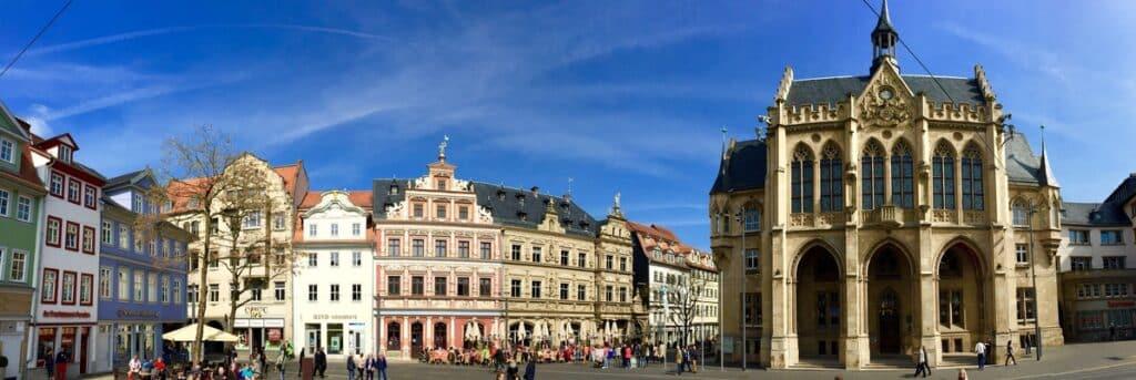 Bußgeldverfahren werden in Thüringen von der zentralen Bußgeldstelle Artern und weiteren regionalen Bußgeldstellen bearbeitet – der Hauptsitz ist nicht in der Landeshauptstadt Erfurt.