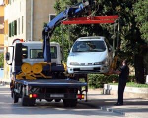 Falschparker können abgeschleppt werden