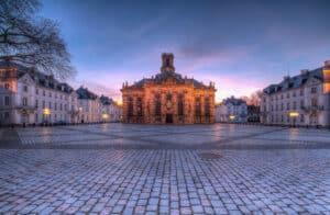 Obwohl die Hauptstadt des Saarlandes Saarbrücken ist, liegt die zentrale Bußgeldstelle in St. Ingbert.