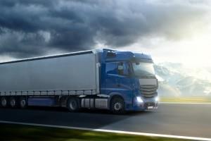 LKW-Fahrer müssen eine Schwerverkehrsabgabe in der Schweiz zahlen