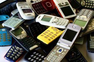 Alte Handys zu entsorgen ist kein Problem.