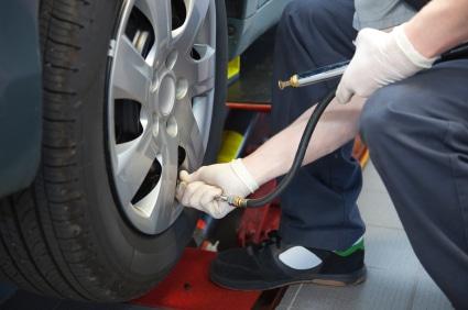 Die Altreifenverwertung ist auch Teil von erfolgreichem Autorecycling.
