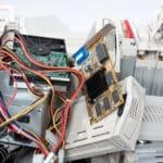 In deutschen Haushalten fällt nicht wenig Computerschrott an.