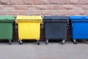 Mülltrennung ist eine wichtige Voraussetzung für Recycling.