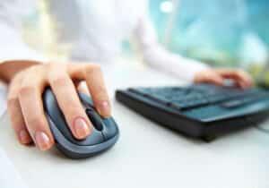 Einfach übers Internet: Sperrmüll anmelden ist oft sehr bequem.