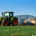 Nicht nur Traktoren dürfen ein grünes Kennzeichen führen.