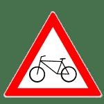Zeichen 138: Radverkehr
