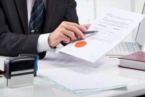 Für eine Kfz-Zulassung sind bestimmte Unterlagen erforderlich.