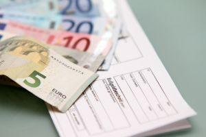 Auch gegen einen Bußgeldbescheid wegen Piezo- oder Induktionsmessung kann Einspruch erhoben werden.