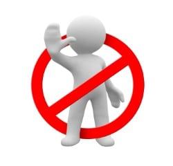 Ein Fahrverbot von 1 Monat splitten: Das ist unter keinen Umständen möglich!