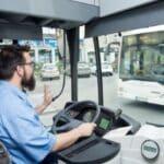Es gibt verschiedene Bus-Führerscheinklassen: D1, D1E, D und DE.