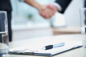 Das Einigungsprotokoll ist eine Vereinbarung zwischen Unfallverursacher und Unfallgeschädigtem.