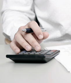 Kosten für die Richtbank können unter anderem auch in der fiktiven Abrechnung auftauchen.