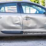 Wie sollten Sie vorgehen, wenn ein Unfall bei einer Dienstfahrt mit dem Privat-Pkw passiert?