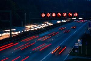 Section Control ist eine neue Methode zur Geschwindigkeitsmessung.