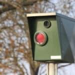 VDS M5 dient der Geschwindigkeitsmessung auf Grundlage von Piezosensoren.