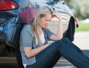 Schmerzensgeld: Auch ein seelischer Schaden kann ersetzt werden.