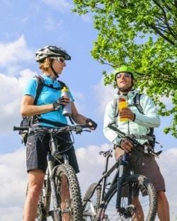 Verkehrssicheres Fahrrad: Ein Mountainbike unterliegt den gleichen gesetzlichen Regelungen wie fast alle anderen Räder.