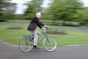 Absolute Fahruntüchtigkeit auf dem Fahrrad: Ab 1,6 Promille ist als Strafe die Anordnung zur MPU zu erwarten.