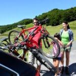 Auf zulässige Stützlast muss auch bei Fahrradträgern geachtet werden.