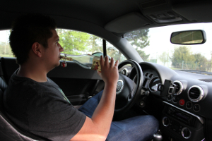 Eine Unzurechnungsfähigkeit kann auch durch Alkoholkonsum im Straßenverkehr vorliegen.