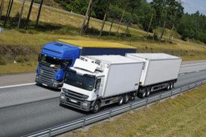 Alkohol im Straßenverkehr: Die Promillegrenze gilt auch für Lkw-Fahrer.