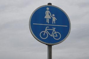 Welche Sanktionen drohen einem Geisterfahrer auf dem Fahrrad?