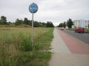 Eine Benutzung vom Fahrradweg ist Pflicht, wenn ein Verkehrszeichen den Radweg ausweist.