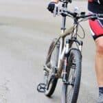 Fahrradreifen sollten im Winter ein Profil haben.