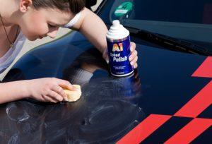 Auto selbst polieren