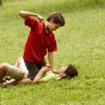 Schmerzensgeld: Hat eine Körperverletzung ein schwere Prellung zur Folge, ist ein solches möglich.