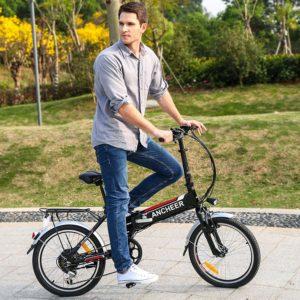 E-Bike-Klapprad im Test
