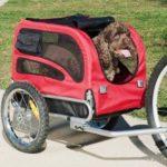 Hundeanhänger fürs Fahrrad