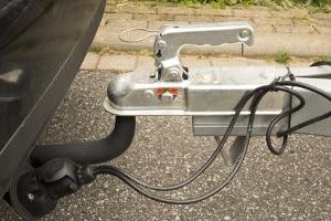 Auch bei einem Mofa kann eine Anhängekupplung angebracht werden.