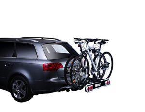 Fahrradträger für Anhängerkupplung-Test