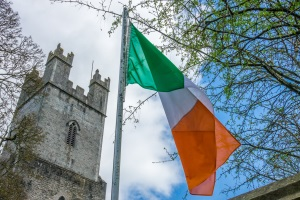 Irland. Ein Führerschein ist Voraussetzung für das Führen eines Fahrzeugs.