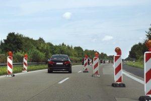 An einer Baustelle auf der Autobahn geblitzt? Hier gibt es keine gesonderten Bußgelder.