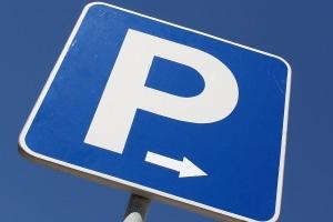 An welchen Stellen dürfen Bewohner mit Parkausweis parken?
