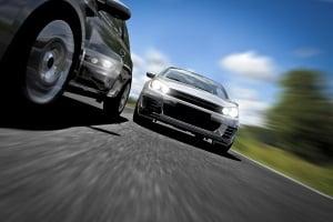 Illegale Autorennen: Kommt es zum Crash, wird es nicht nur teuer, es stehen oft auch Menschenleben auf dem Spiel.