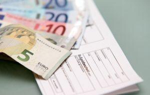 Ein Strafzettel aus Frankreich sollte bei einer geplanten Wiedereinreise  bezahlt werden.