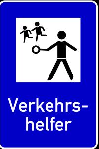 Verkehrssicherheit für Kinder: Schülerlotsen helfen Kindern auf dem Schulweg.
