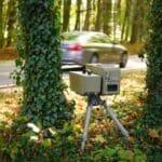 Mobile und stationäre Blitzer können von hinten blitzen.