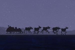 Wollen Urlauber zu schnell zum Weihnachtsmann, müssen sie mit einem Bußgeld in Finnland rechnen.