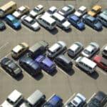 Auf einem Parkplatz eingeparkt: Was kann ich tun?
