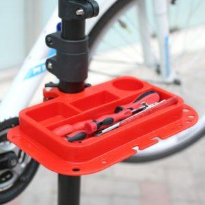 fahrrad reparaturständer ablage
