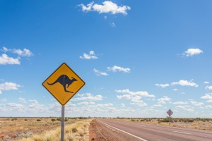 Ein Strafzettel aus Australien kann in Deutschland nicht vollstreckt werden.